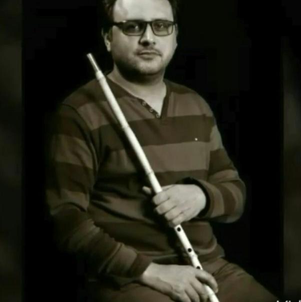 آرش ابوترابی، مدرس نی و آهنگساز