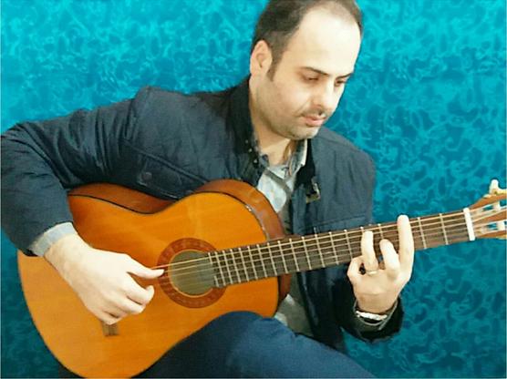 وحید پارسه، مدرس گیتار کلاسیک و پاپ