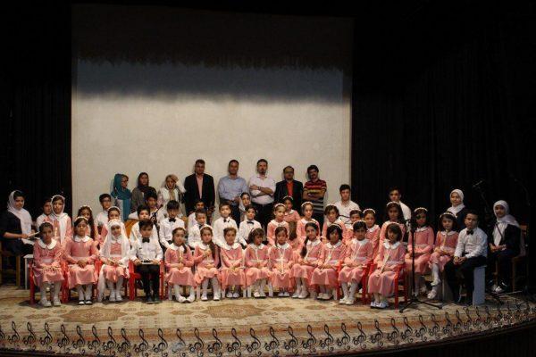 کنسرت هنرجویی آموزشگاه موسیقی ماهور، 7